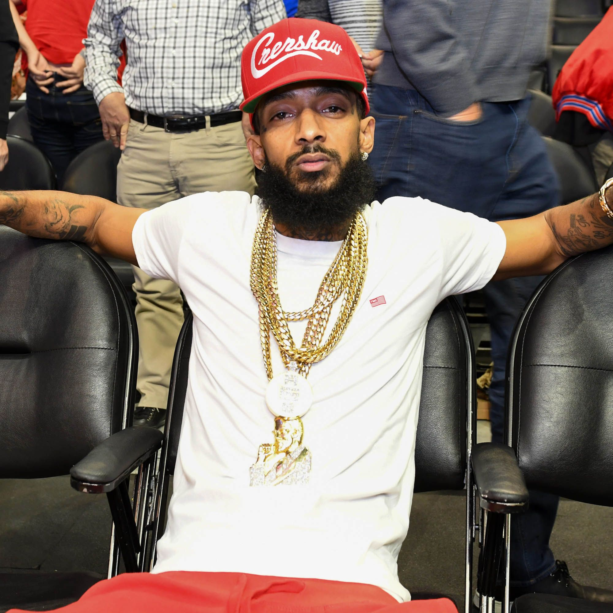 b4d05668d7 Nipsey Hussle's The Marathon Clothing Brand Is a Big Part of the Late  Rapper's Legacy