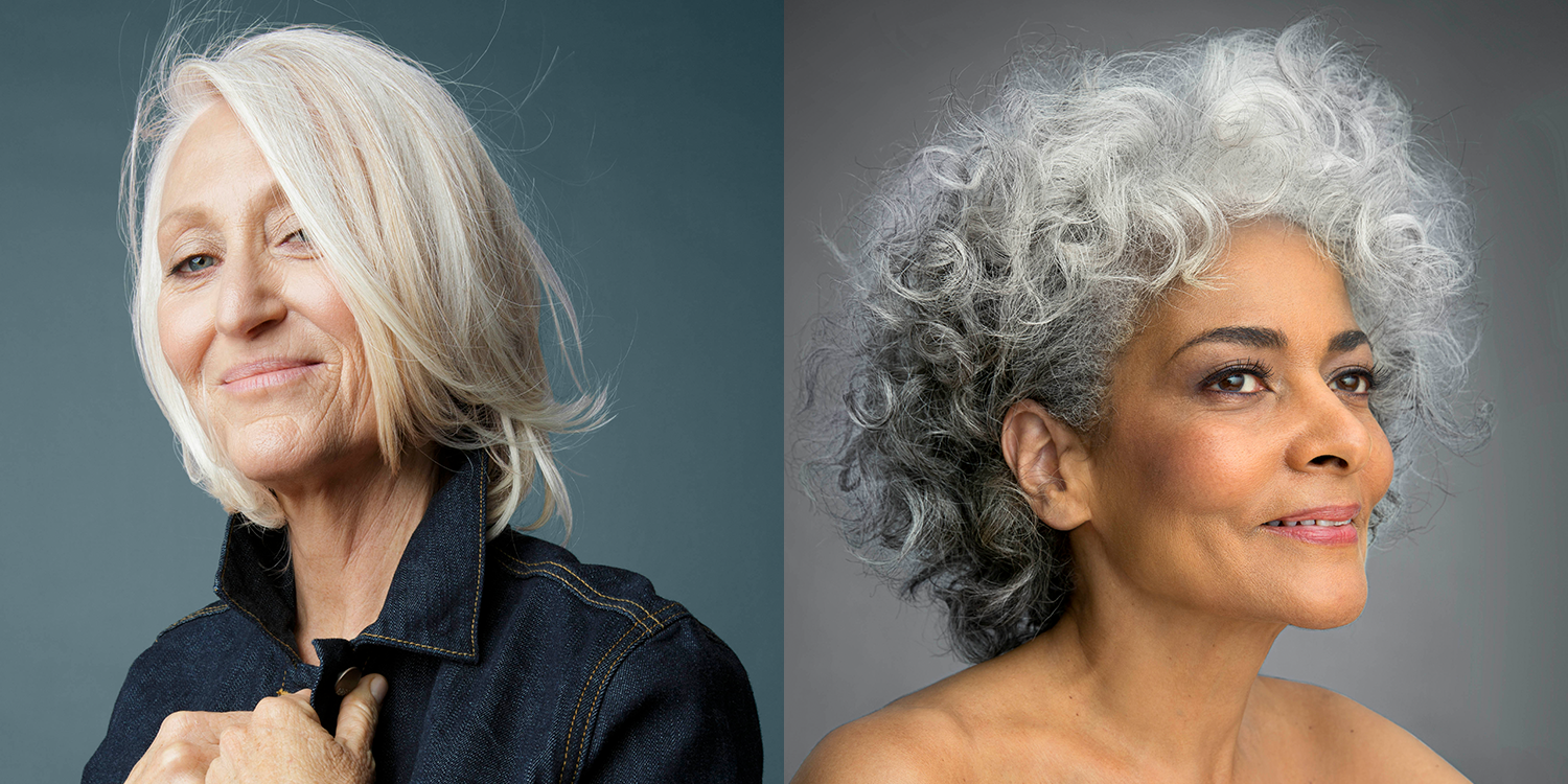 We Answered All of Your Questions About Gray Hair