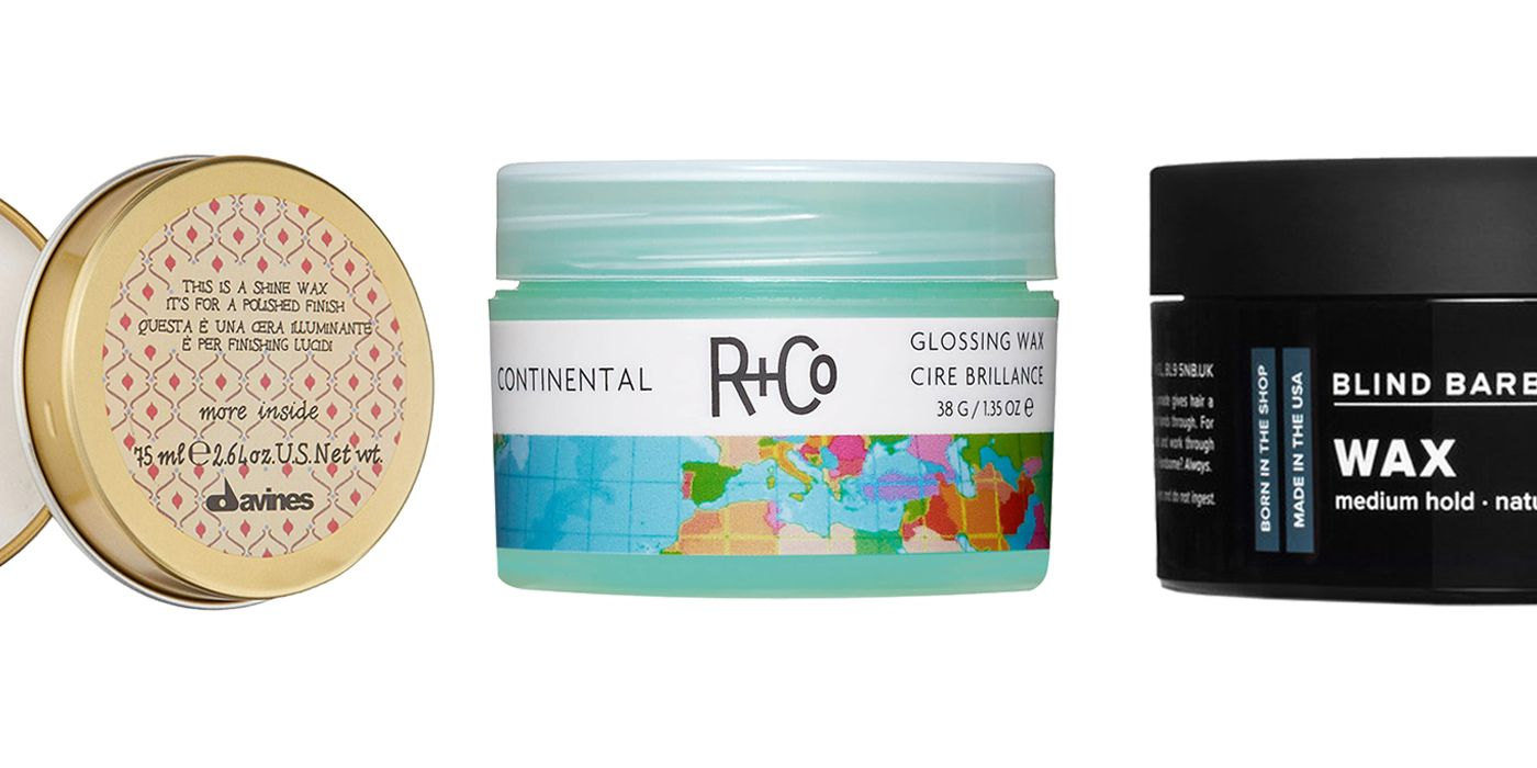 The 12 Best Waxes for Keeping Your Hair in Place
