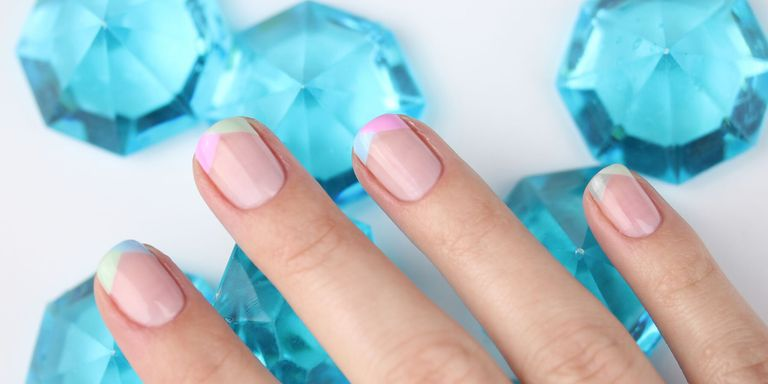 5 nail art looks youll actually try this valentines day chelsea king prinsesfo Choice Image