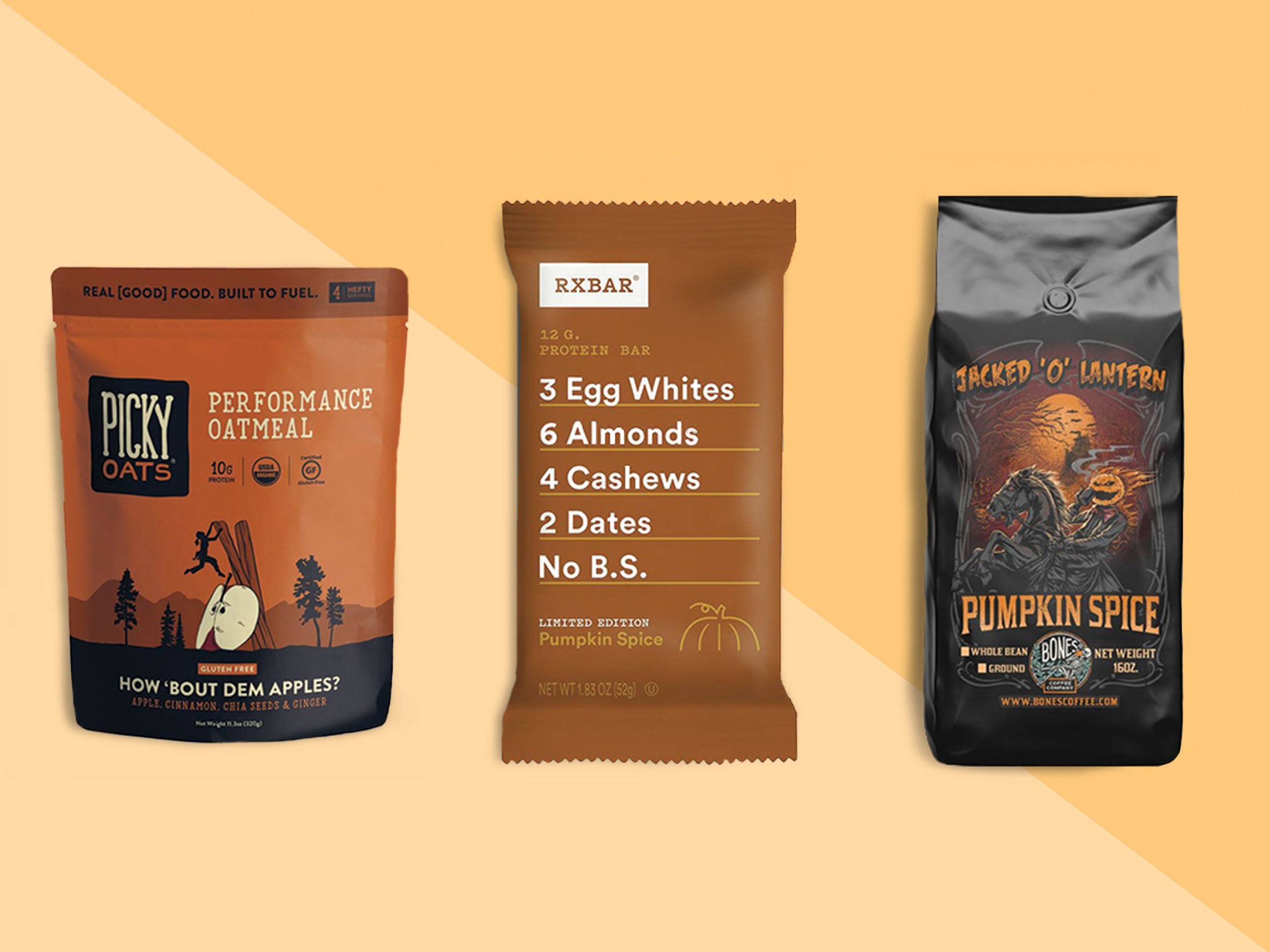 The Best Fall-Inspired Fuel for Runners