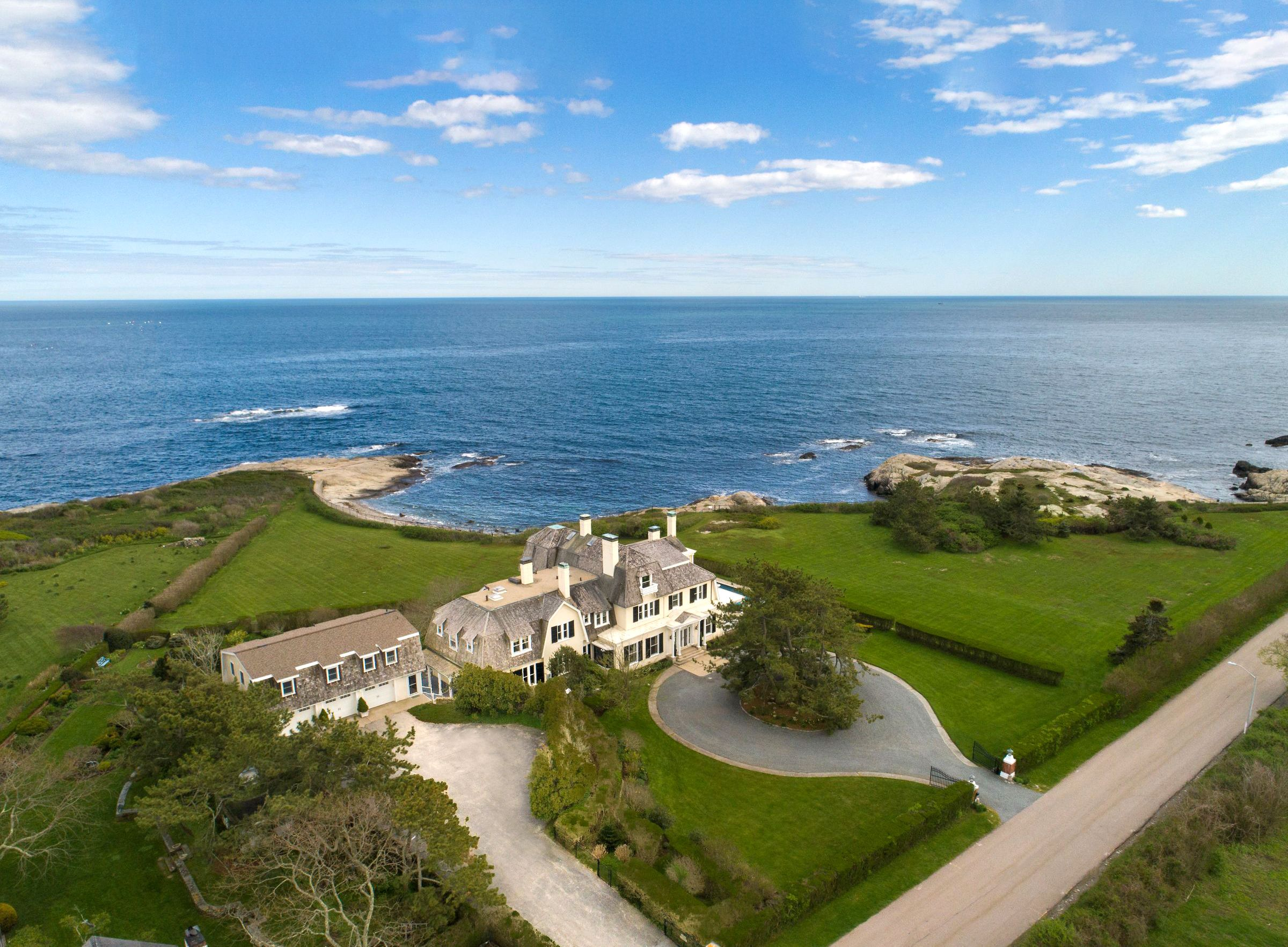 Edith Wharton's Newport Mansion Is on the Market for $11.7 Million