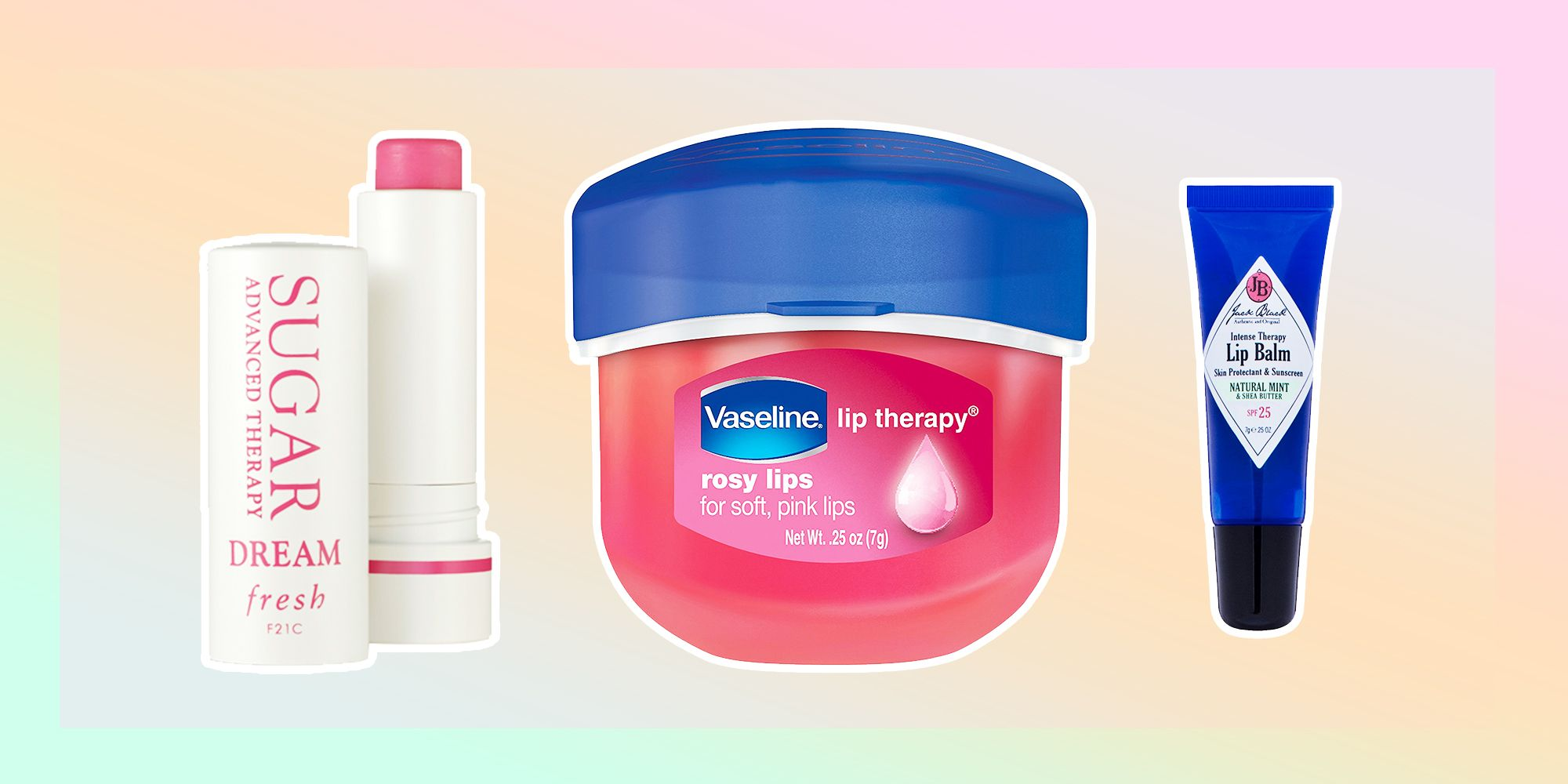 Our 15 Favorite Lip Balms of AllTime