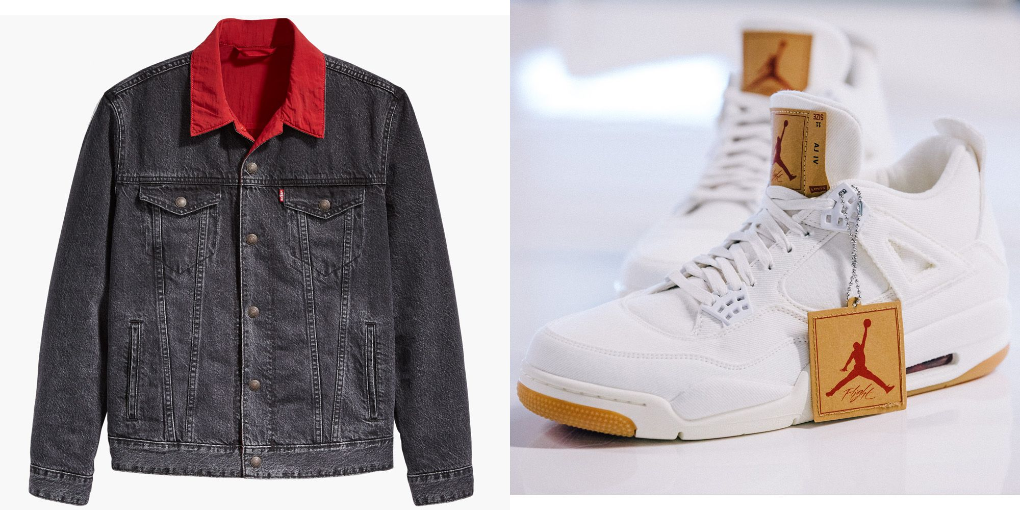 best authentic d34e5 7f92c Levi s and Jordan Brand Prove You Need a Summer Jacket