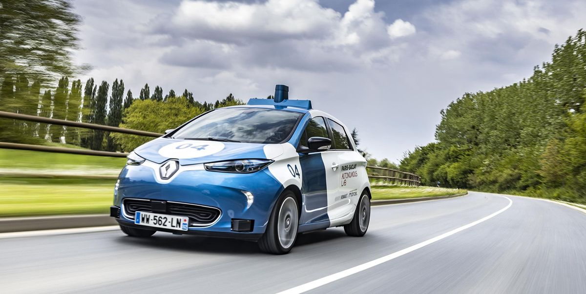 Here's Why Our Gleaming Self-Driving Future Has Been Delayed Indefinitely