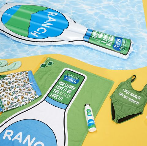 Hidden Valley Ranch Launched A Summer Merch Collection