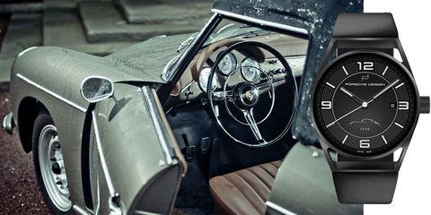 Motor vehicle, Vehicle, Car, Vintage car, Steering wheel, Classic car, Speedometer, Steering part, Classic, Tachometer,