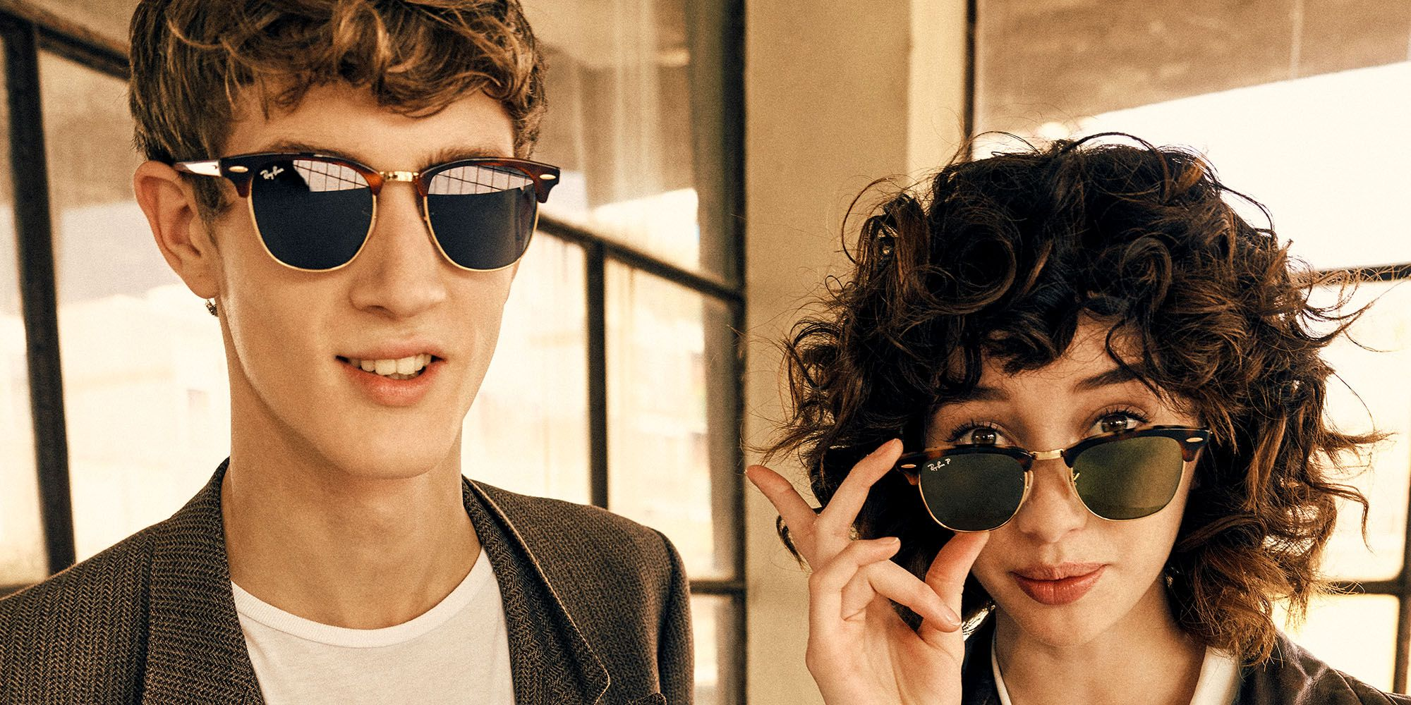 Ray-Ban is Bringing Back Its Classics - Ray-Ban Relaunches Clubmasters 2621c81c3