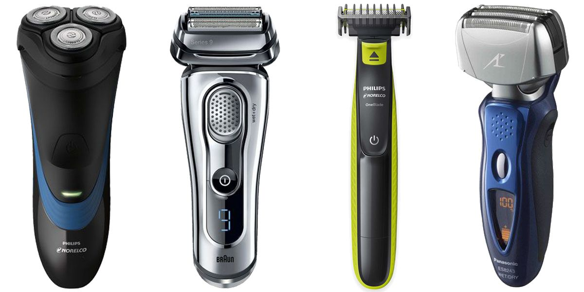 about electric shavers