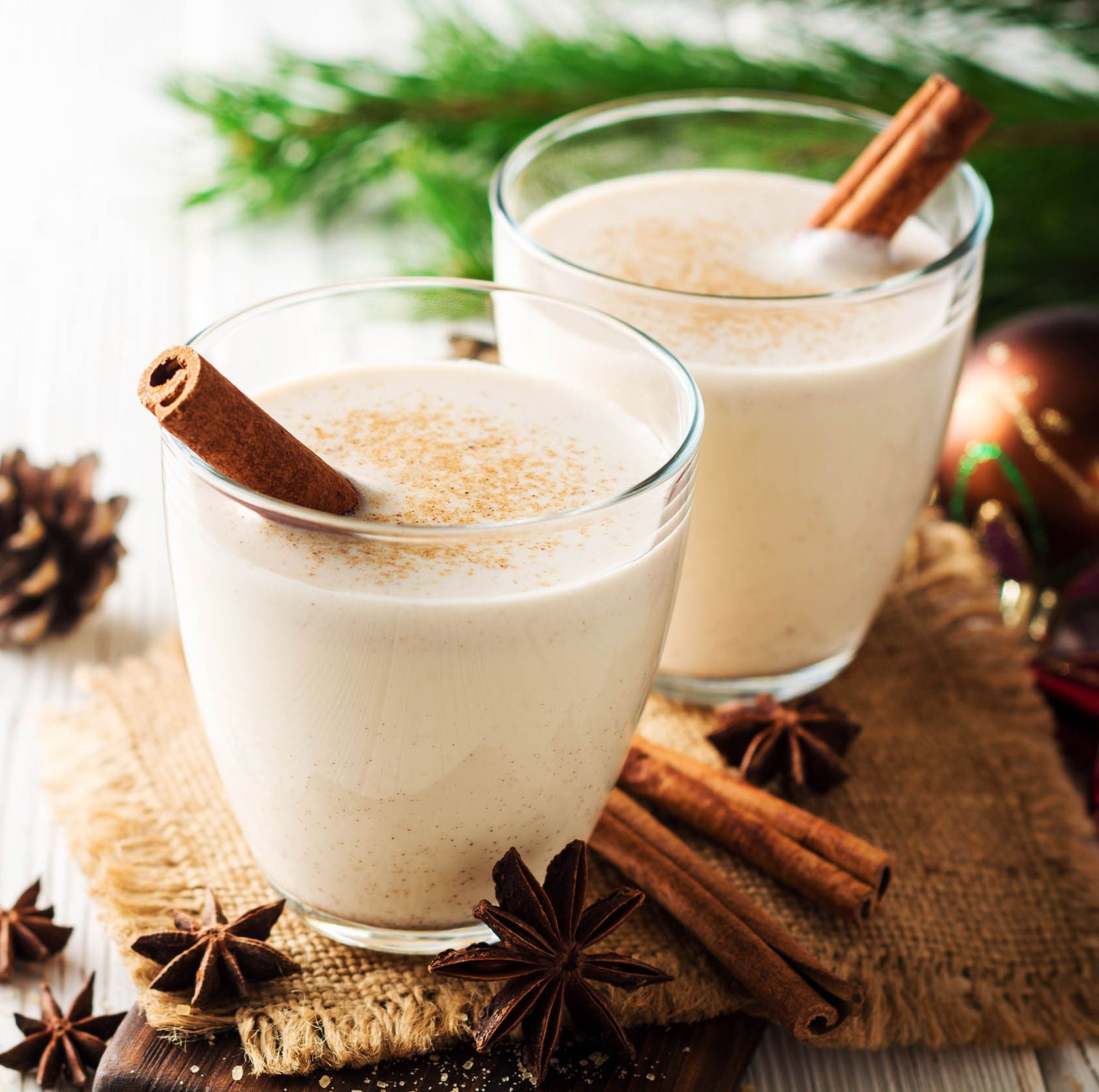 How to Make a Coquito Cocktail