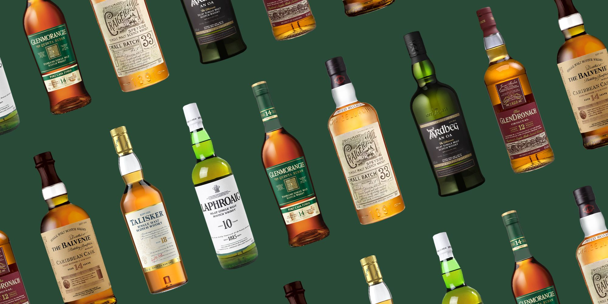 The 12 Best Single Malt Scotch Brands to Drink Now