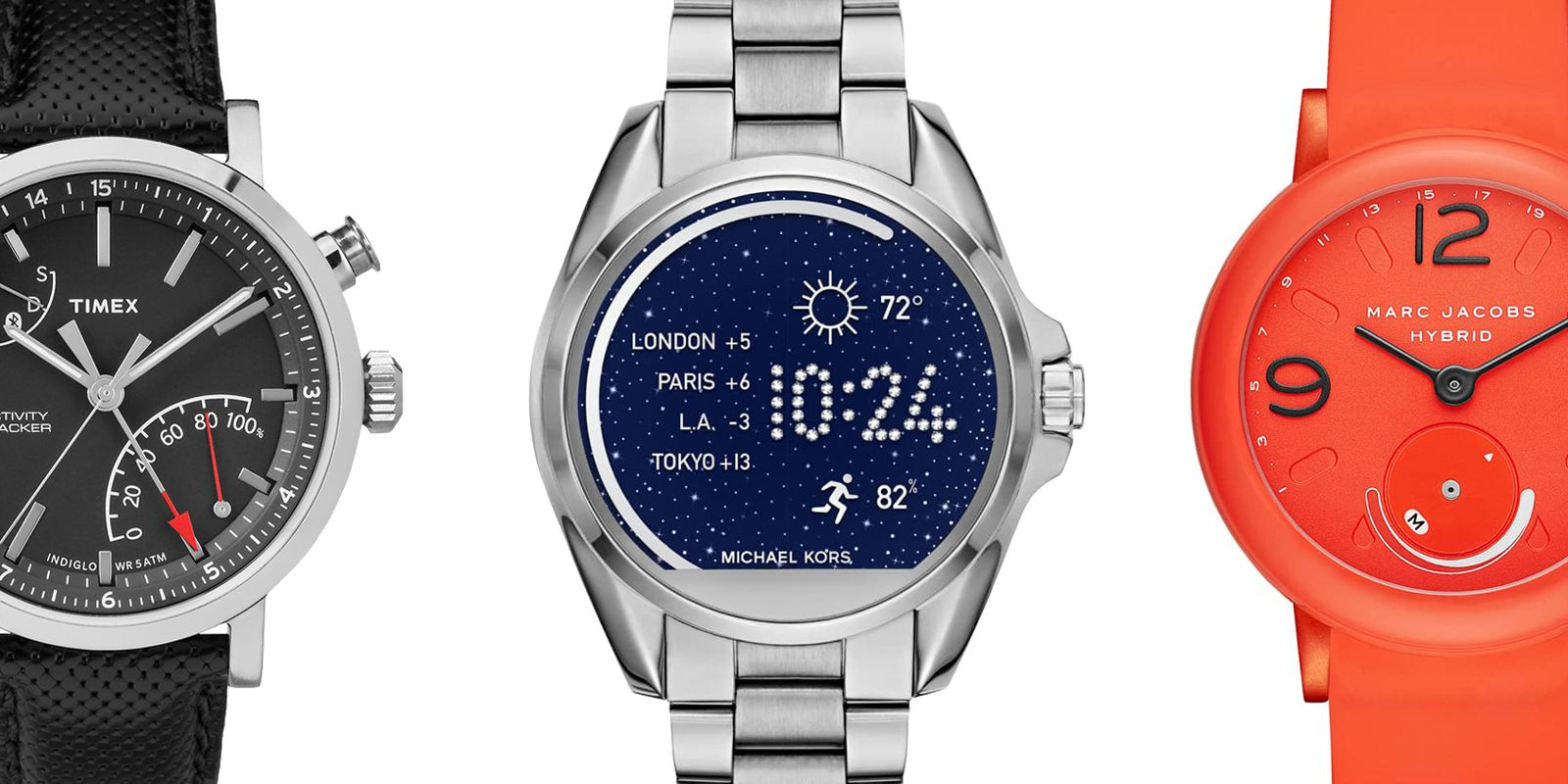 13 Genuinely Stylish Smartwatches to Buy This Fall