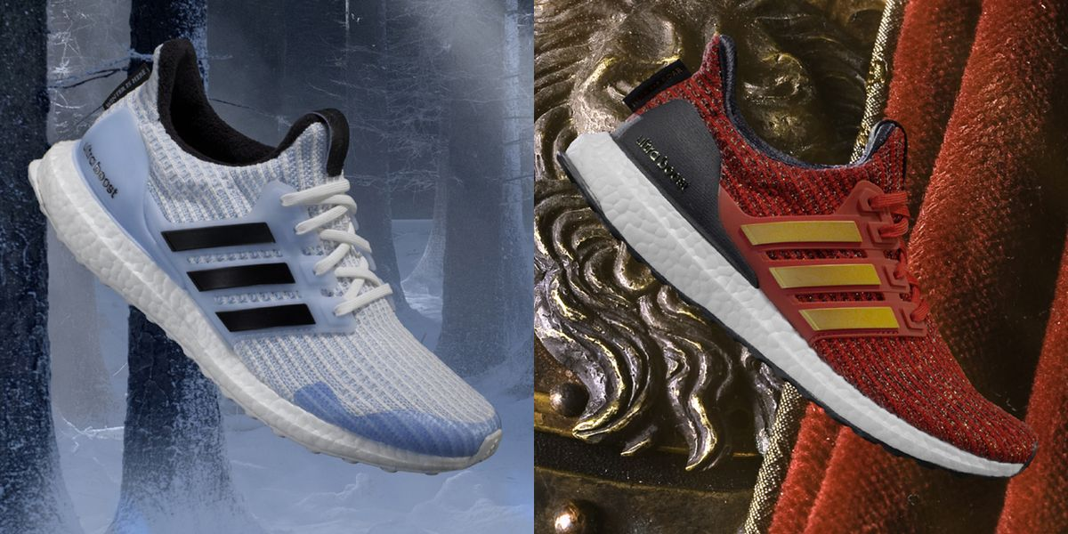 898aad82be1 Buy Adidas x Game of Thrones Sneakers - Purchase HBO Ultra Boost Shoes