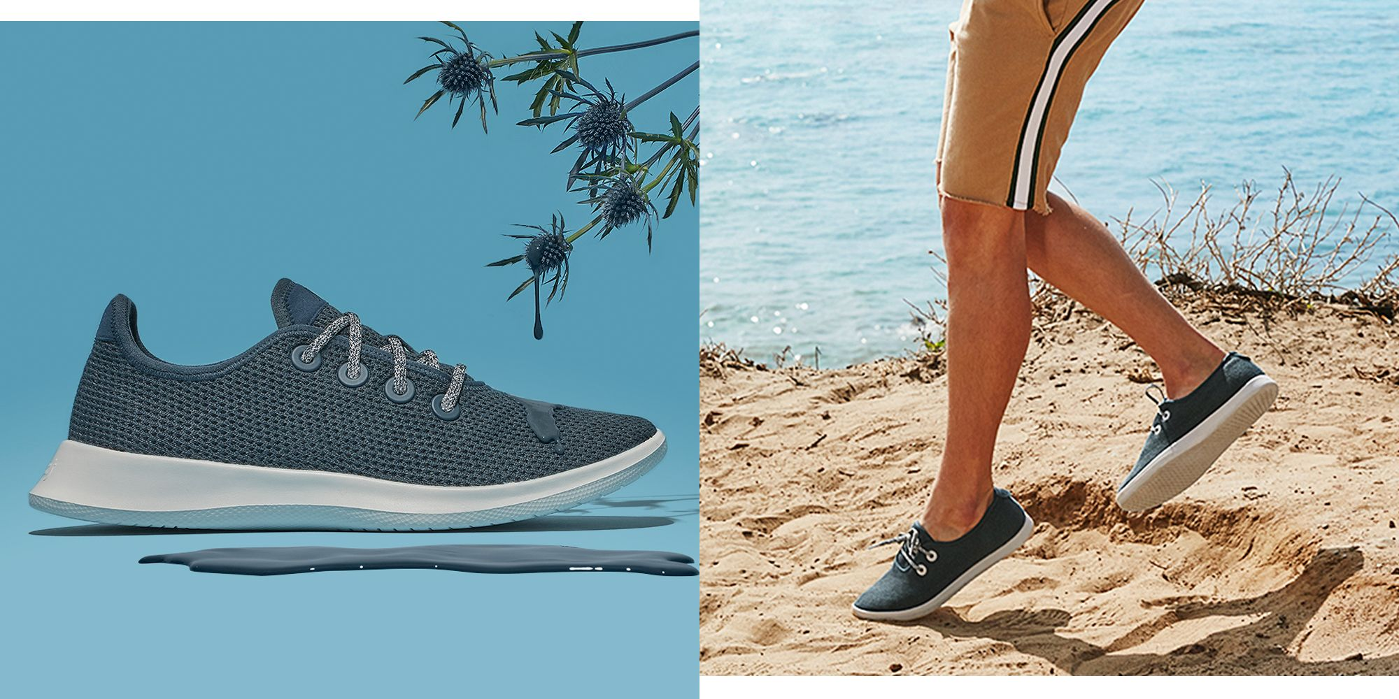 Sneakers Are Made from Eucalyptus Trees