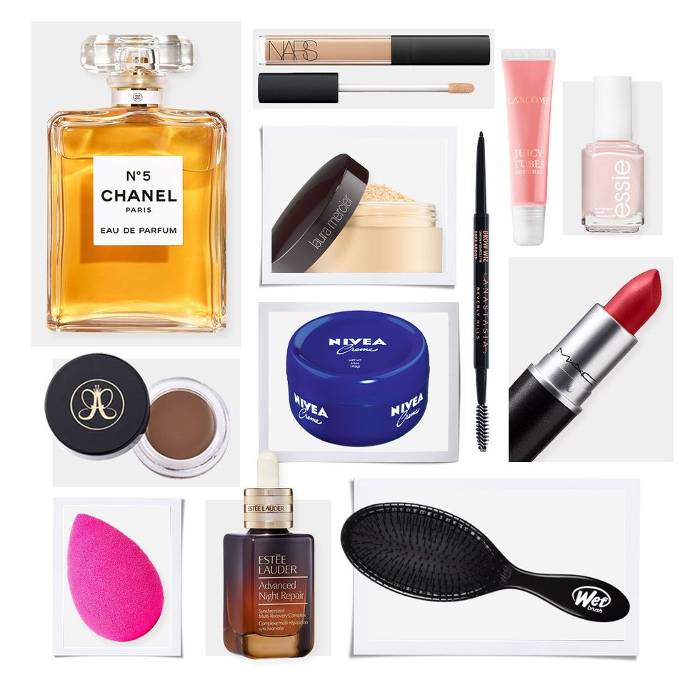 The 100 Most Iconic Beauty Products of All Time