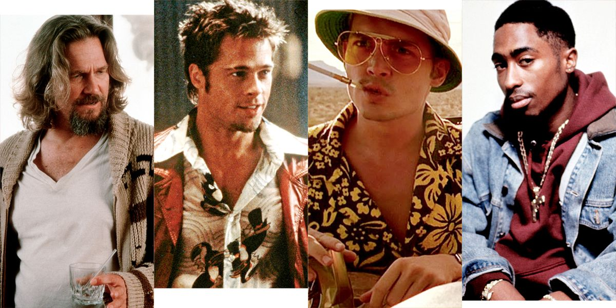 90s movies stylish mens lead ranked