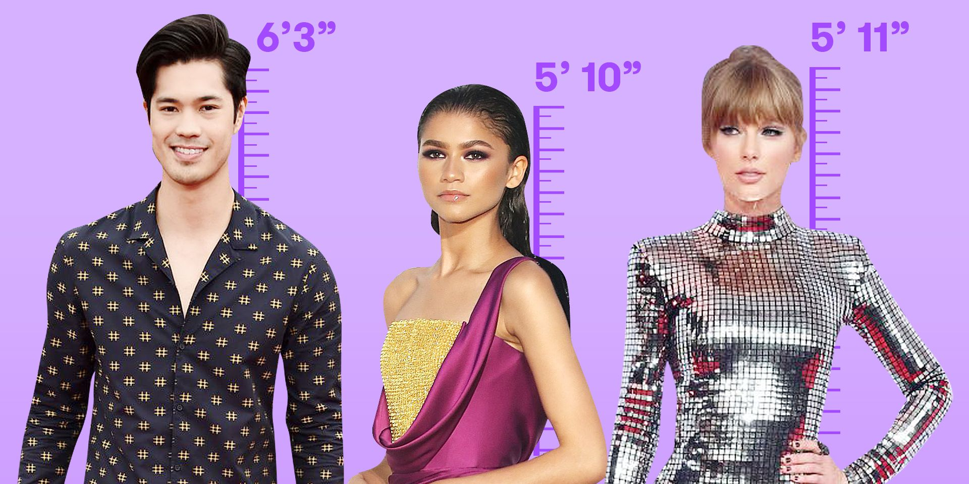 tall male celebrities