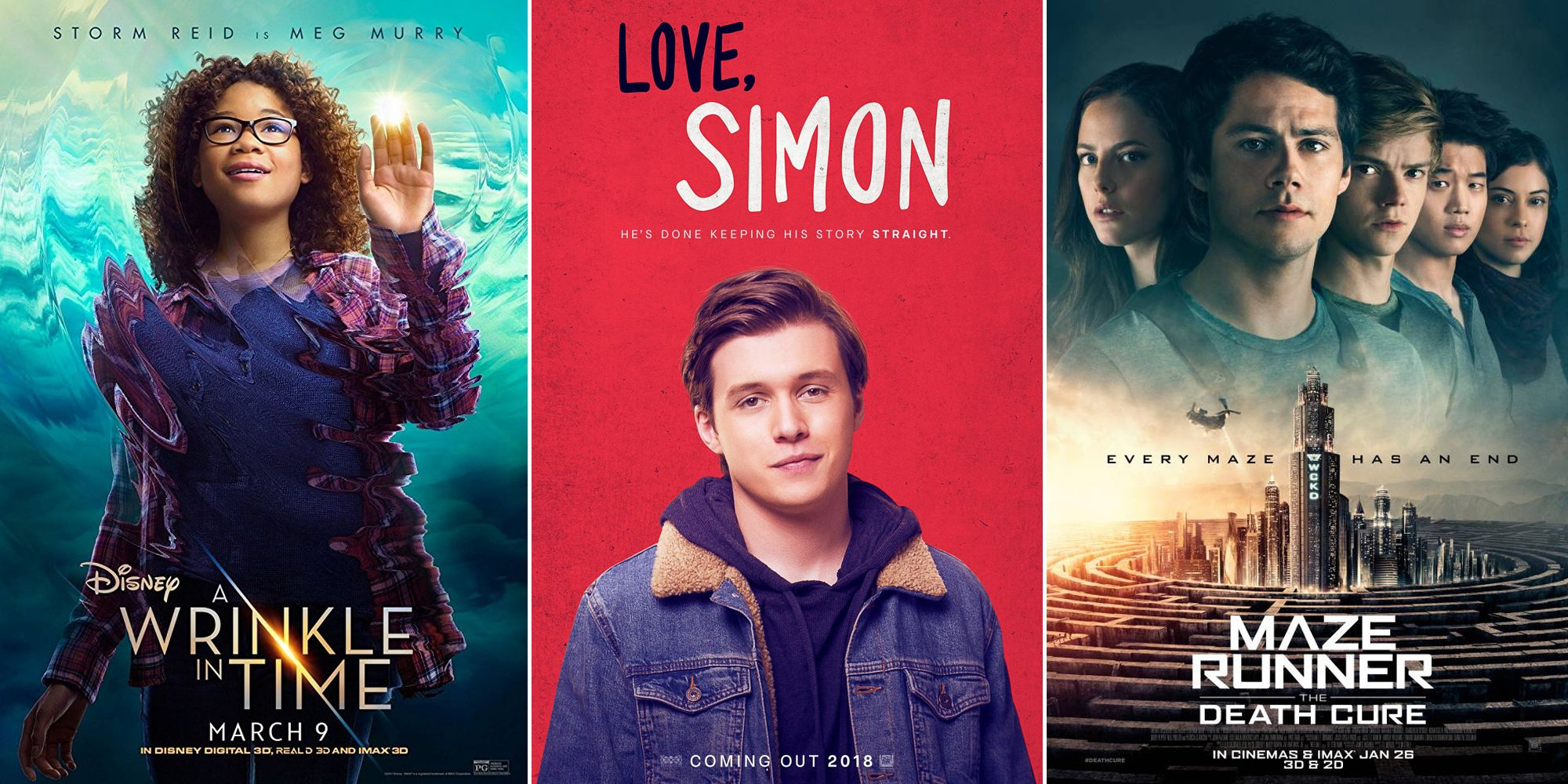 Best Teen Movies 2018 - Movies We Are Excited For Next Year