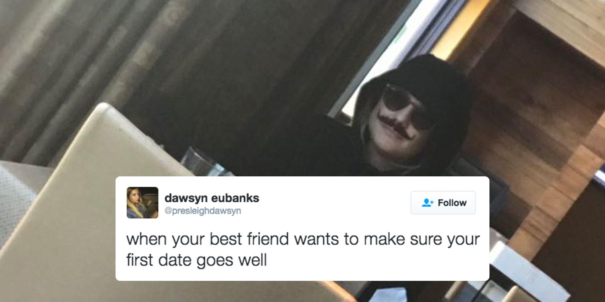 Be better friend be wingwoman