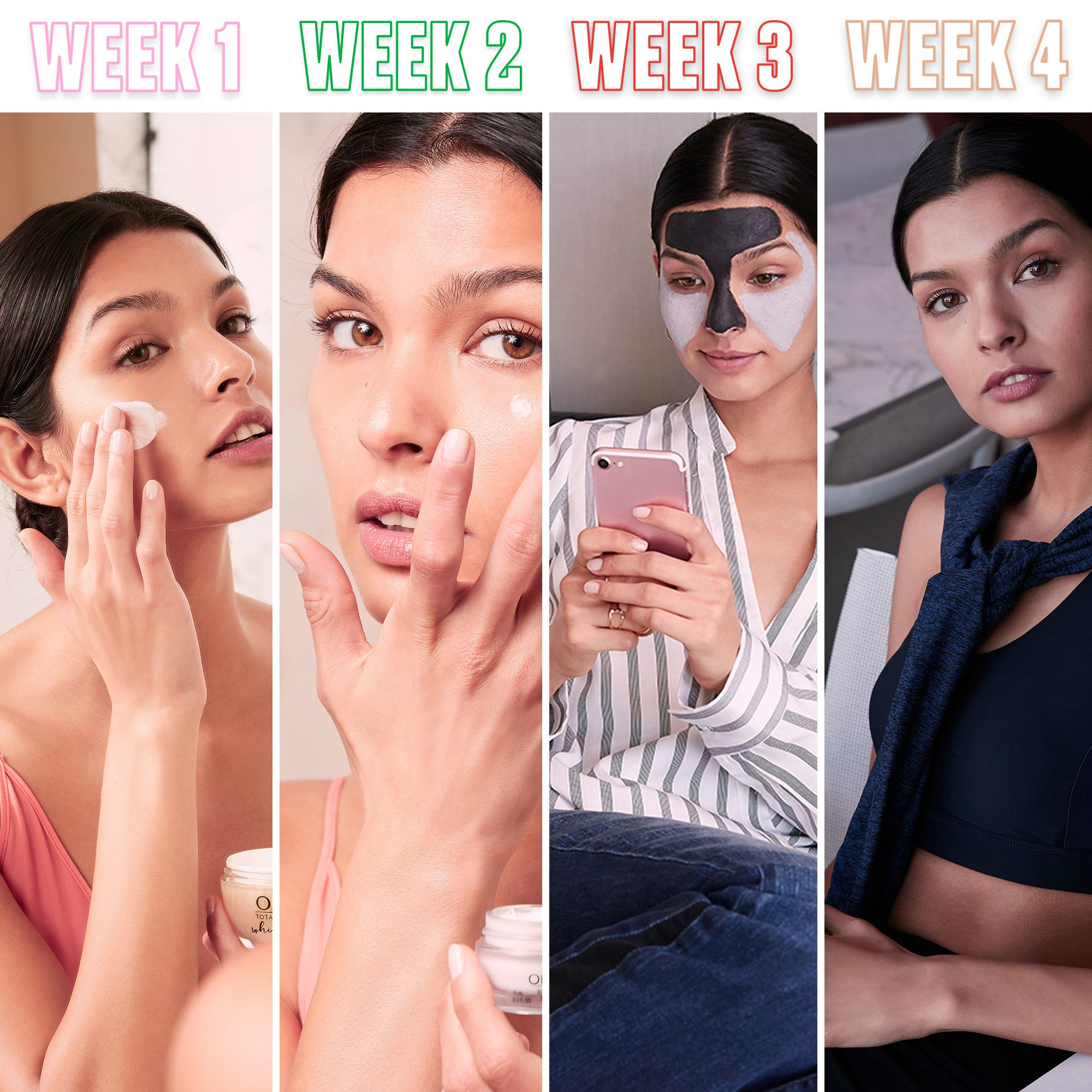 How to Transform Your Skin in 12 Weeks, According to Experts
