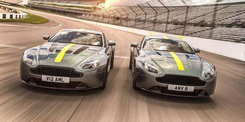 Land vehicle, Vehicle, Car, Performance car, Automotive design, Aston martin v8 vantage (2005), Aston martin vantage, Sports car, Coupé, Aston martin dbs v12,