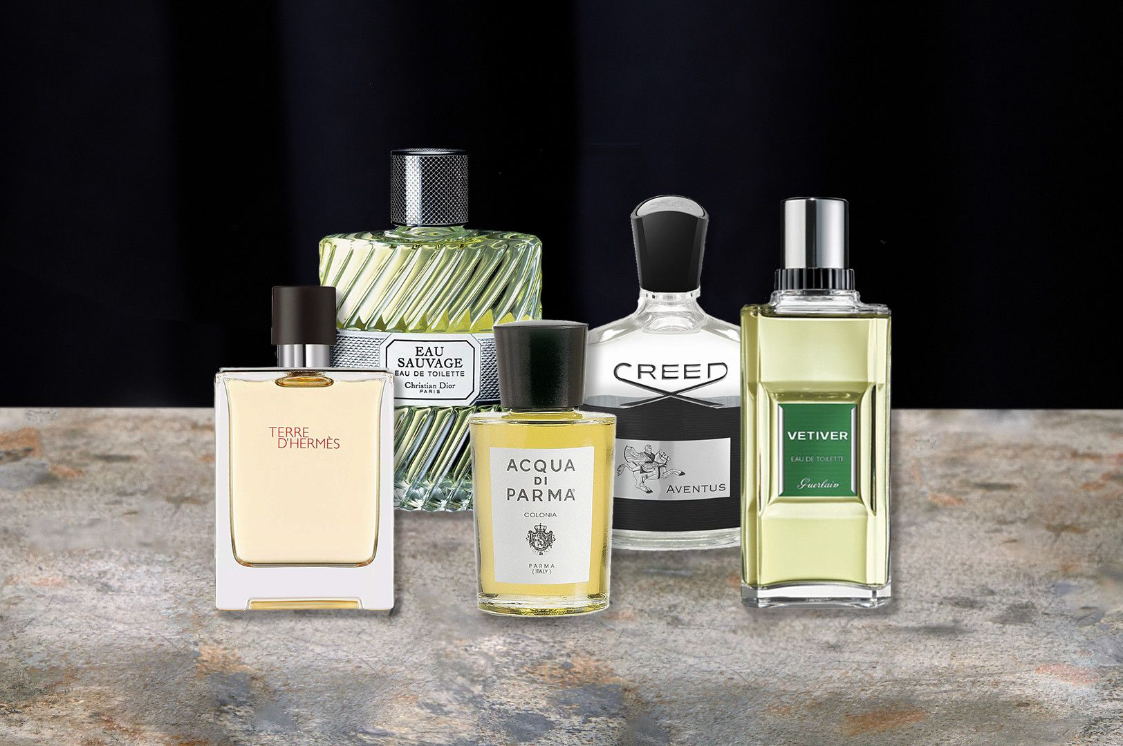 5 Essential Colognes That'll Always Be in Style