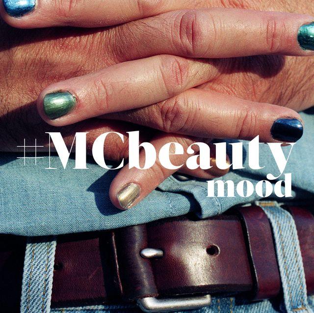 beauty, manicure