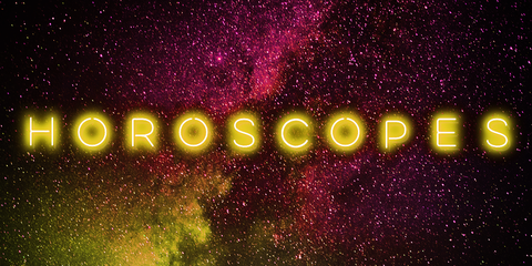 Text, Font, Purple, Sky, Space, Astronomical object, Atmosphere, Nebula, Universe, Star,