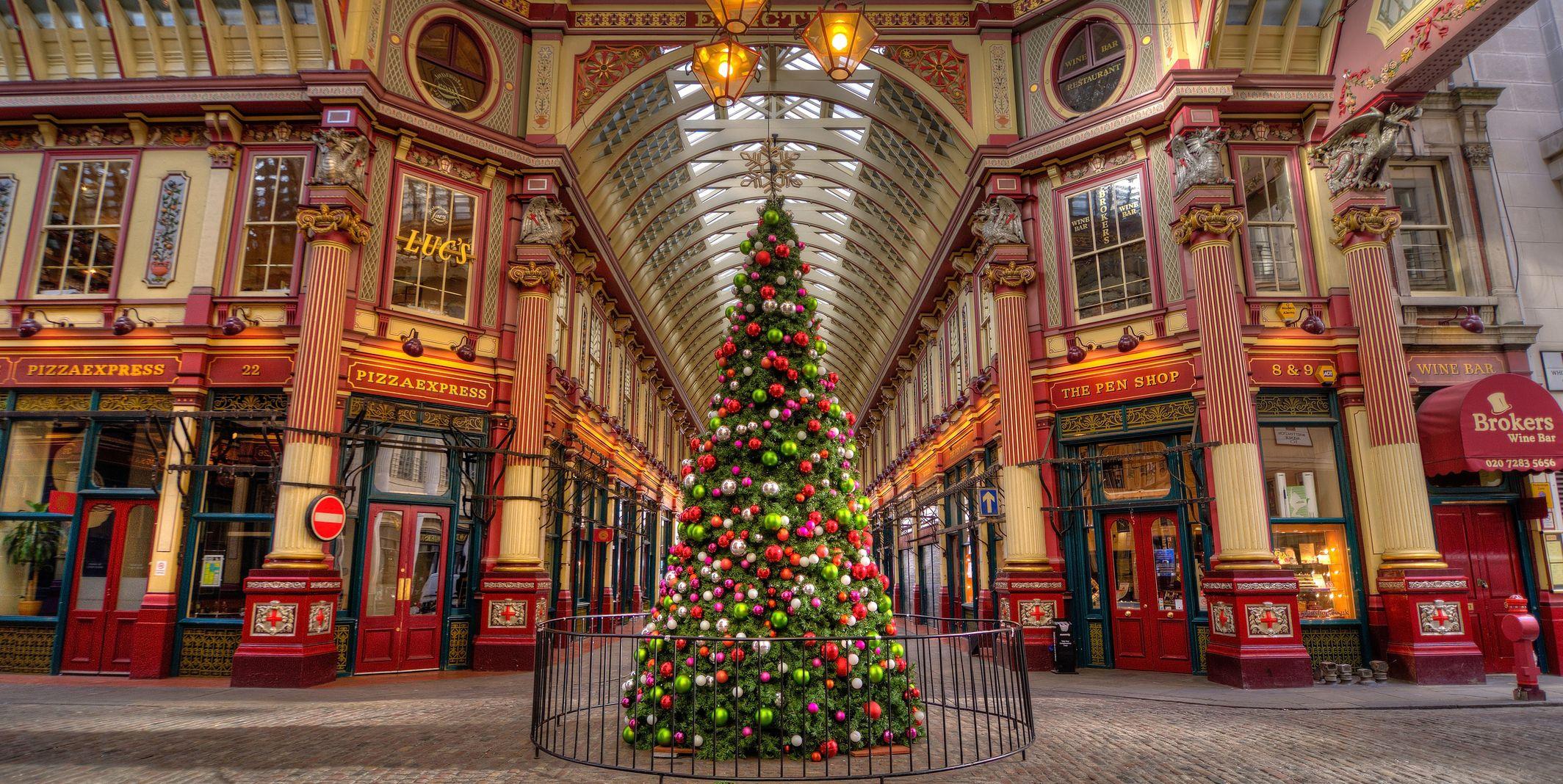 Rockafeller Christmas Tree
