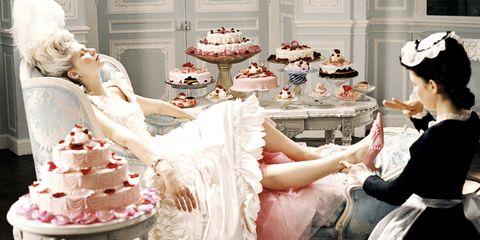 Cake decorating, Pink, Cake, Pasteles, Torte, Food, Dress, Sugar paste, Wedding cake, Icing,
