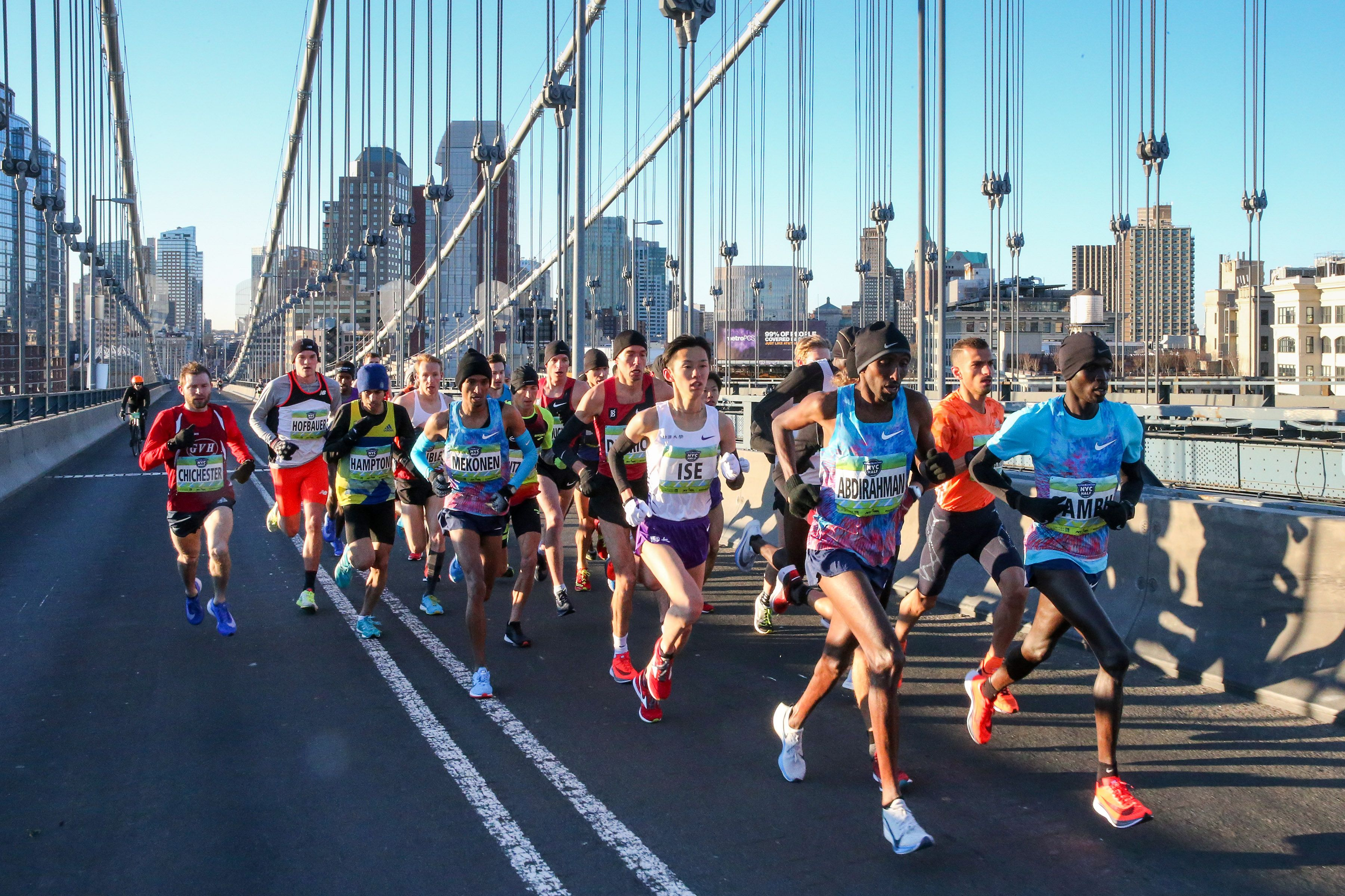 Map Of New York Half Marathon.How To Watch The Nyc Half Marathon Nyc Half Marathon 2019