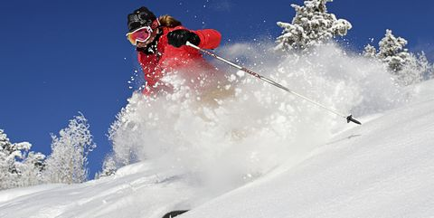 Snow, Skier, Ski, Recreation, Outdoor recreation, Geological phenomenon, Skiing, Ski Equipment, Winter, Piste,
