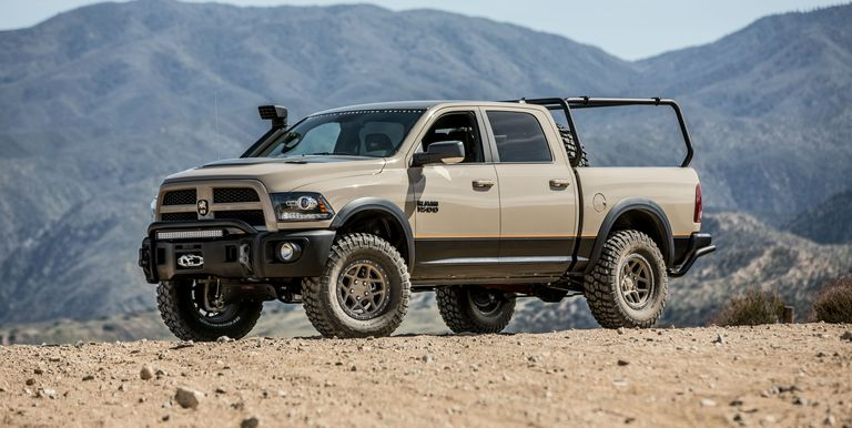 9 Things We Learned Driving This Aev Recruit Pickup Truck