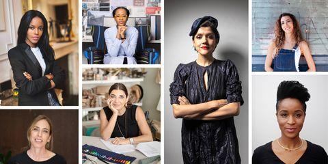 global female designers