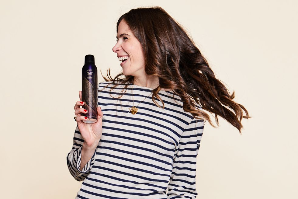 The Beach Spray That Gets Me Gisele-Worthy Waves