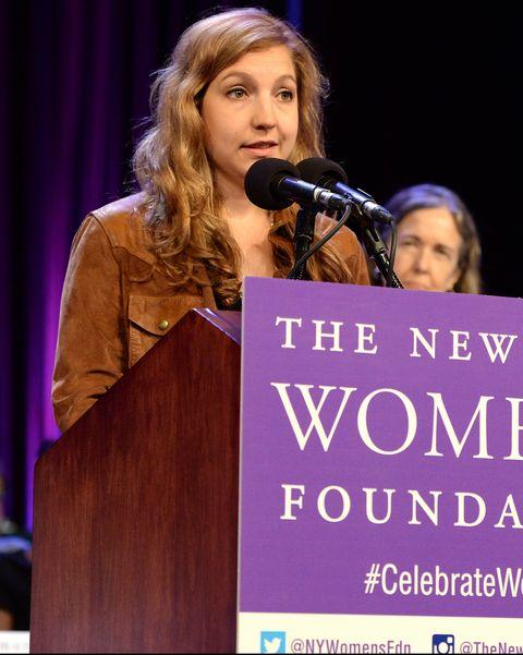 Déjeuner célébrant les femmes organisé par la New York Women's Foundation