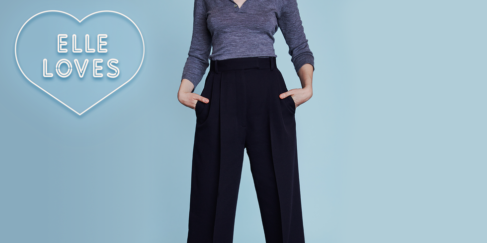 #ELLELoves: The Fancy Pants That Make Me Feel Like a Boss