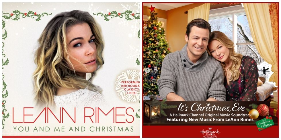 leann rimes hallmark christmas movie - the gift of your love song