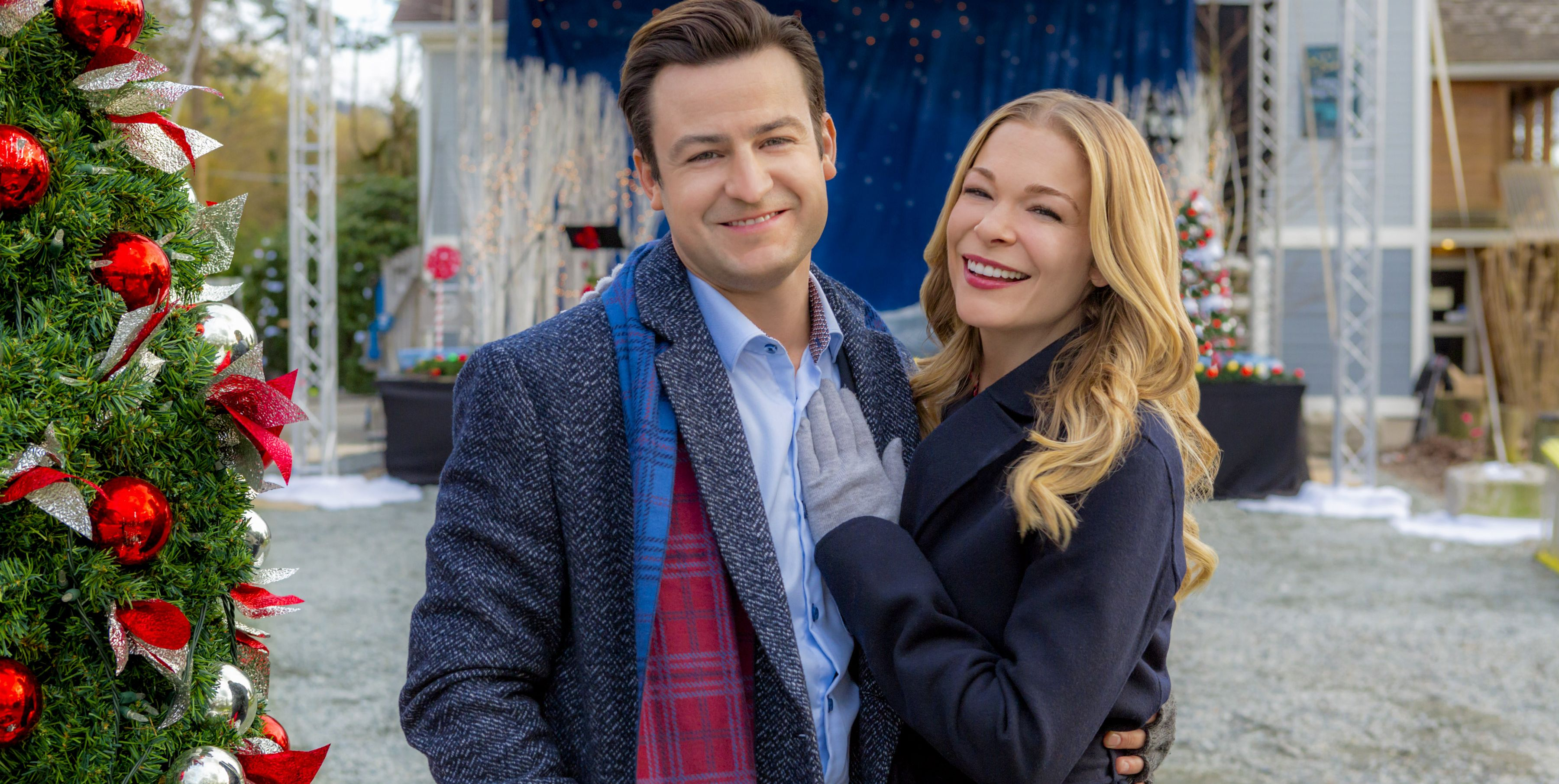 The Canadian Town Used to Film Hallmark's 'It's Christmas, Eve' Is Absolutely Breathtaking
