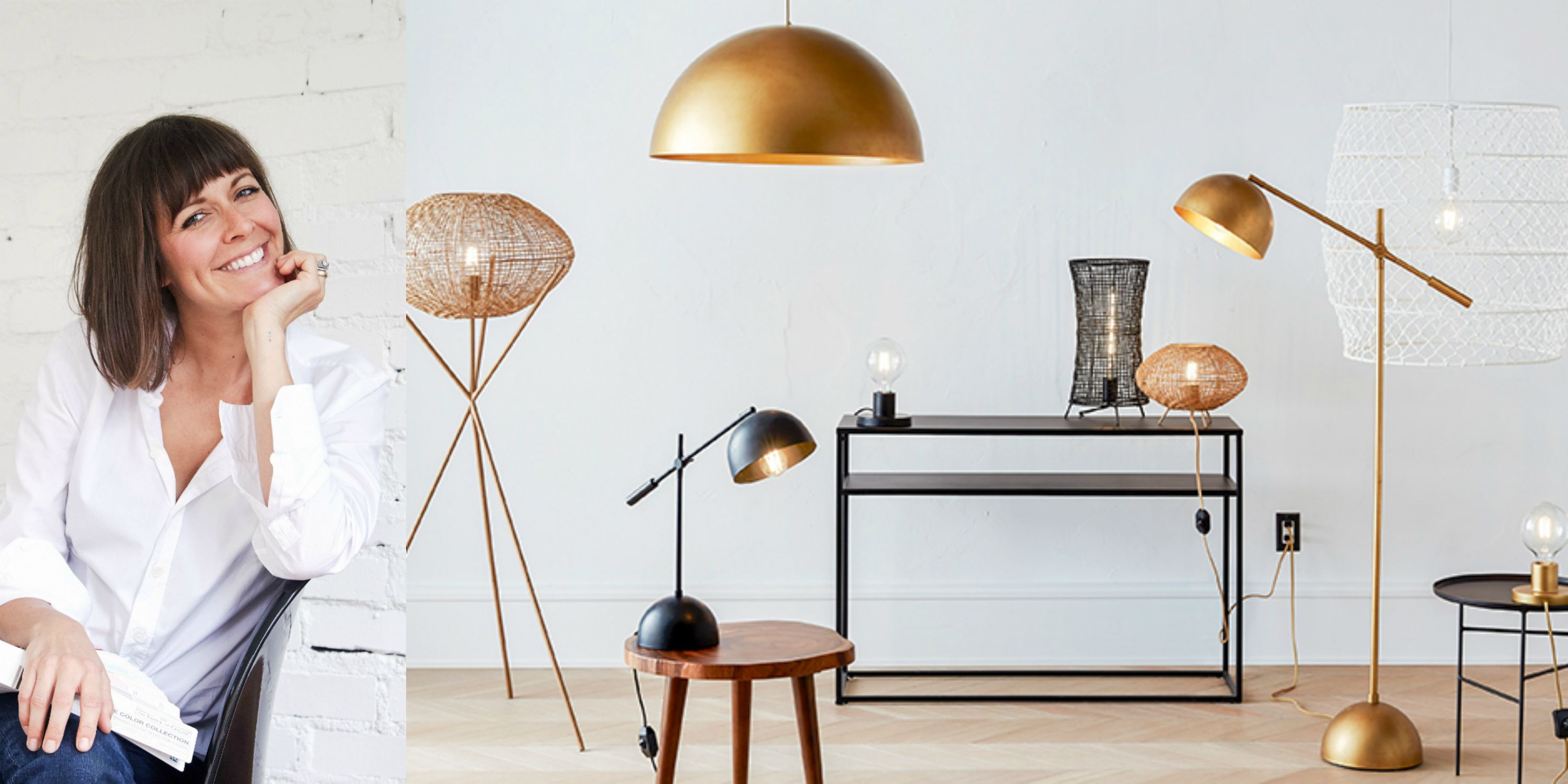 Leanne Ford S New Target Project 62 Lighting Collection Will