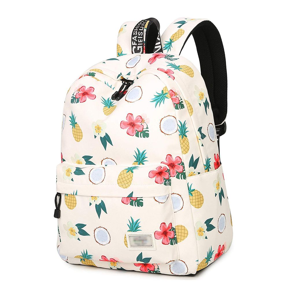 Leaper Fruit and Floral Daypack