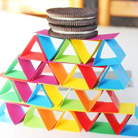 paper building blocks learning activity for toddlers and preschoolers