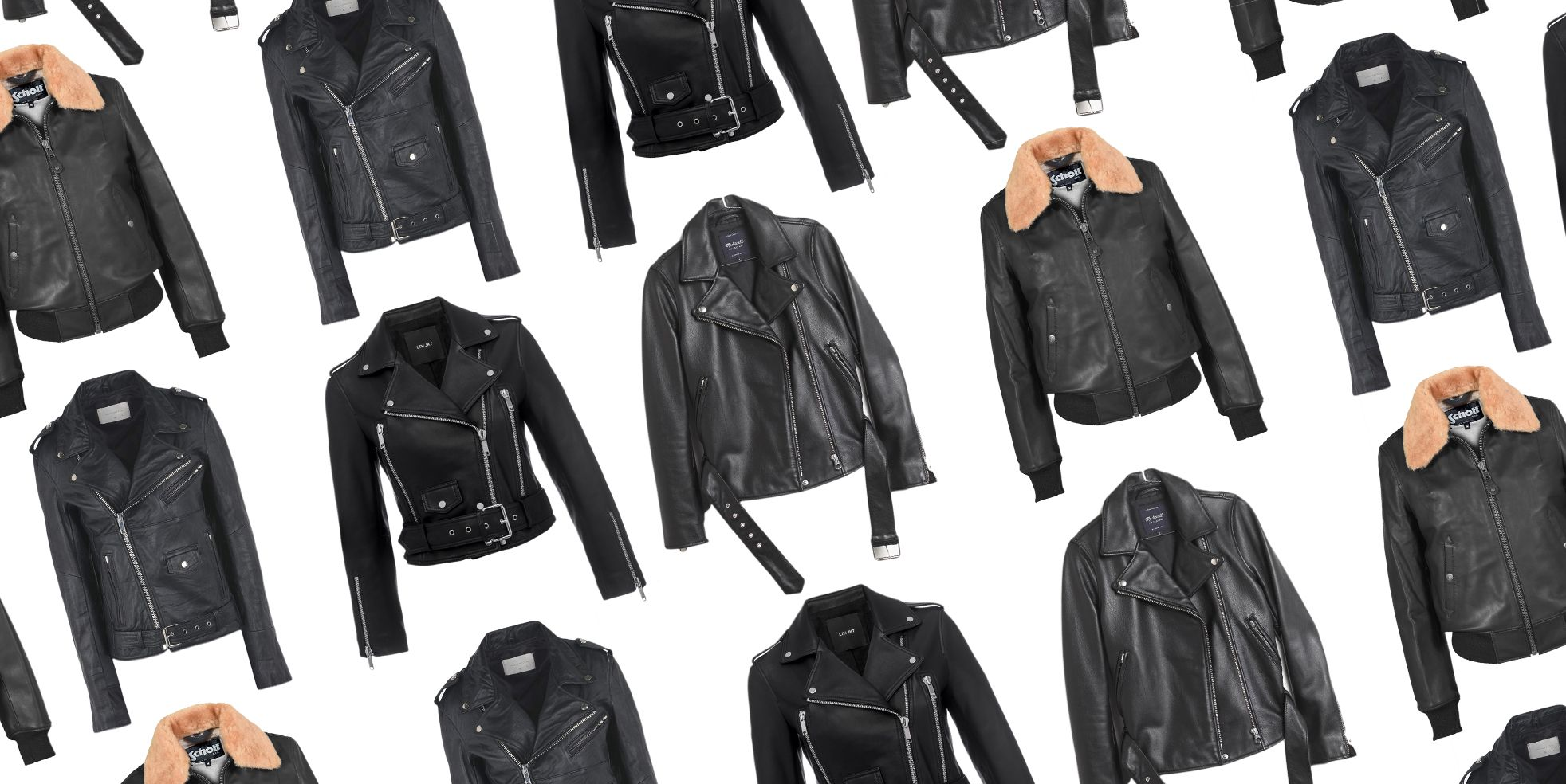 6 Brands That Make the Perfect Leather Jacket for Under $500