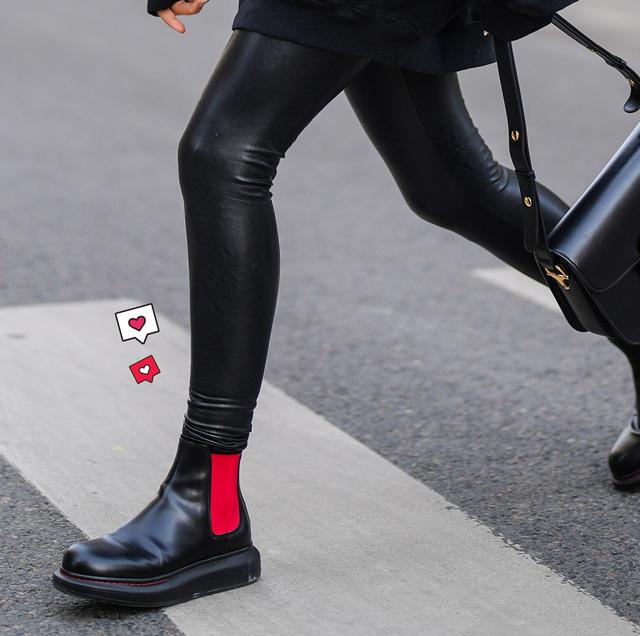 best faux leather leggings 2021