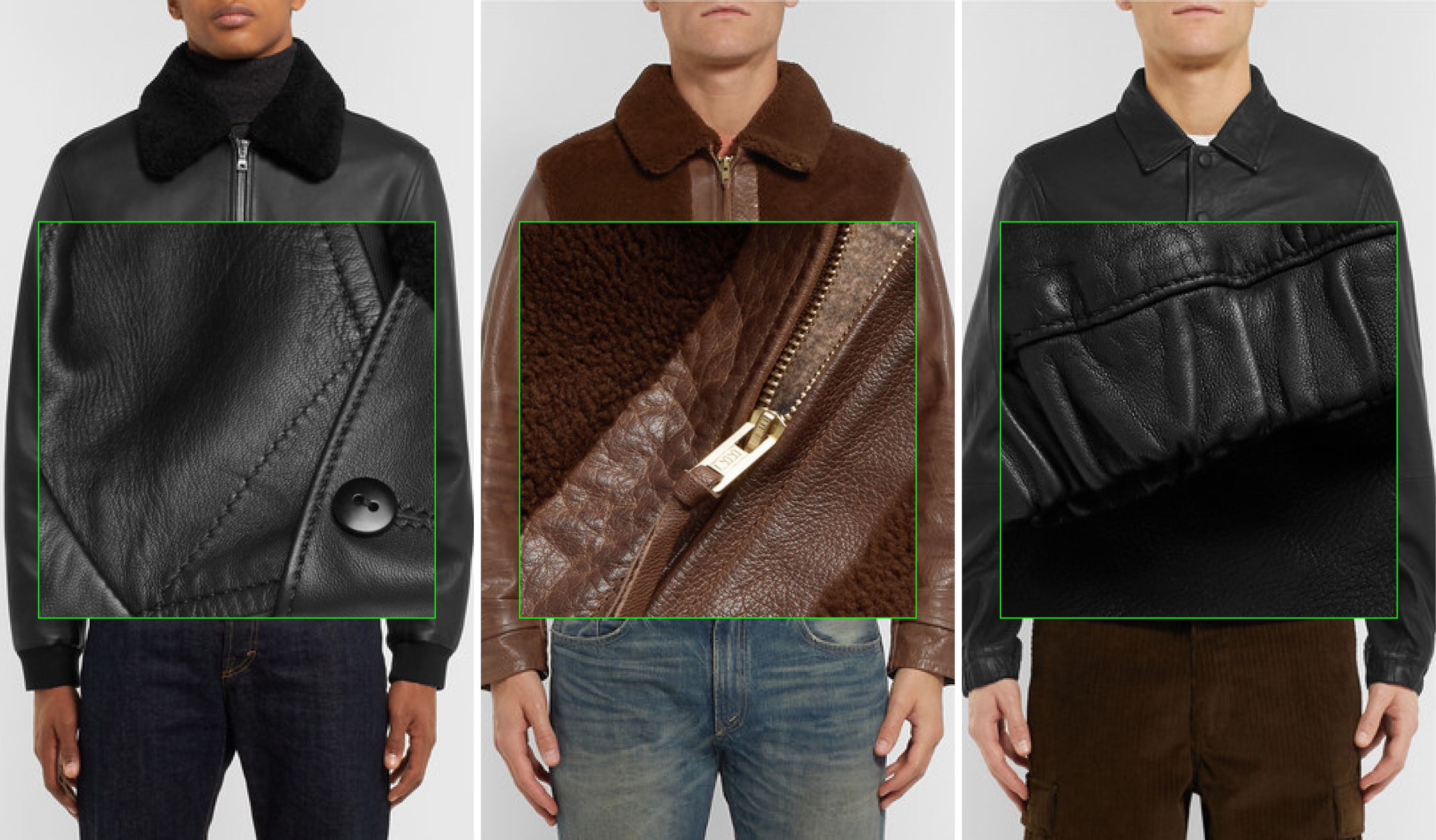 4c4a57508 How to Wear a Leather Jacket and Look Good