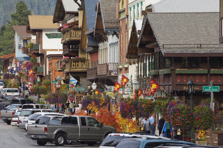 fall festivals - leavenworth oktoberfest
