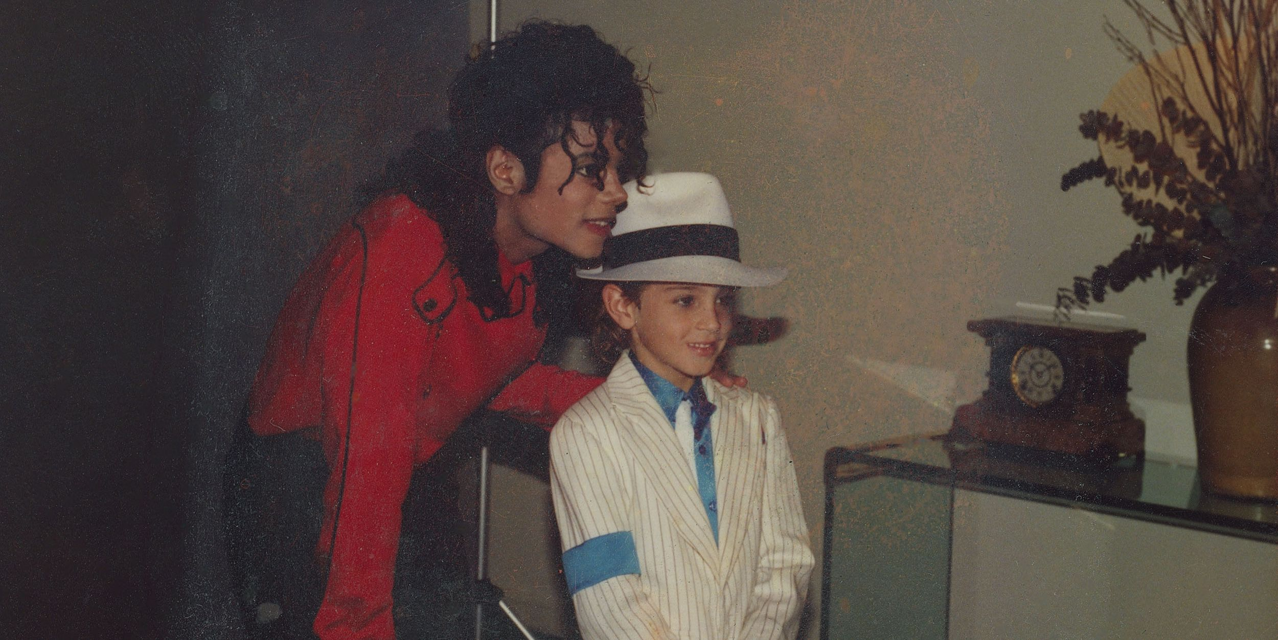Leaving Neverland documentary, Michael Jackson, Wade Robson