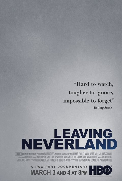 Leaving Neverland HBO Documentary