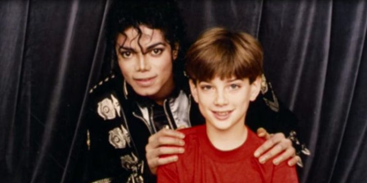 Leaving Neverland, Michael Jackson and Me, James Safechuck, child