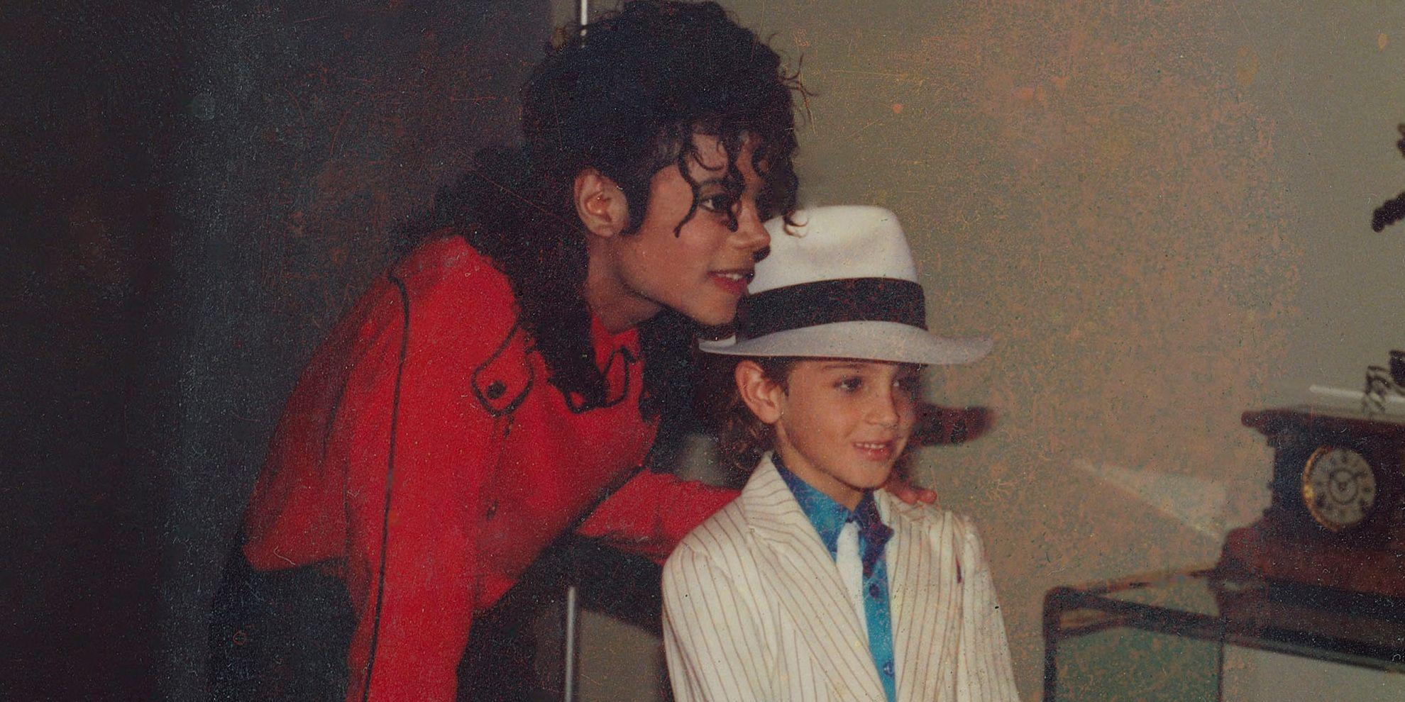 Leaving Neverland: Michael Jackson and Me, Wade Robson